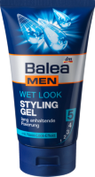 Balea MEN Styling Gel wet look, Гель для фиксации, wet look 150 мл