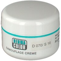 Dermacolor (Дермаколор) Camouflage Creme S 16 White 25 мл