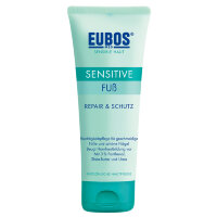 EUBOS (ЕУБОС) Sensitive Fuss Repair + Schutzcreme 100 мл