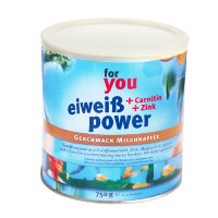 for (фор) you eiweiss power Milchkaffee 750 г