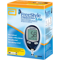 FreeStyle (Фристил) FREEDOM Lite Set mmol/l ohne Codieren 1 шт