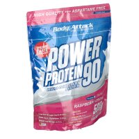 Body (Боди) Attack Power Protein 90 Raspberry Cream 500 г