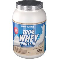 Body (Боди) Attack 100 % Whey Protein Cookies_n Cream Pulver 900 г