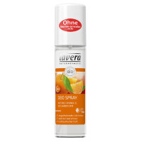 lavera (лавера) Deo Spray Bio-Orange & Bio-Sanddorn 75 мл