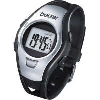 Strapless heart rate monitor Монитор сердечного ритма watch Beurer PM 15 Black