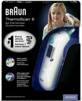 Braun (Браун) ThermoScan 6 Ohrthermometer 1 шт