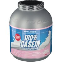 Body (Боди) Attack Casein Protein Strawberry White Chocolate 1800 г