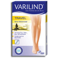 VARILIND (ВАРИЛИНД) Travel Kniestrumpfe 180 DEN anthrazit Gr. XS (36-37,5) 2 шт