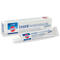 Emser (Емсер) Nasensalbe sensitiv Мазь для носа 8 г