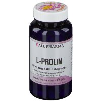GALL PHARMA L-Prolin 500 mg GPH Капсулы, 60 шт