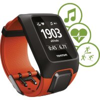 GPS sports watch TomTom Sports Adventurer Bluetooth Orange