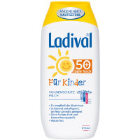 Ladival (Ладивал) Kinder Sonnenmilch LSF 50+ 200 мл