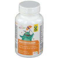 Raab (Рааб) Multivitamin fur Kinder 90 шт