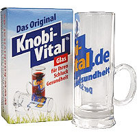 KnobiVital (Нобивитал) Glas 5cl Messbecher 50 мл