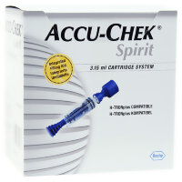 ACCU-CHEK (АККУ-ХЕК) Spirit 3,15 ml Ampullensystem 25 шт