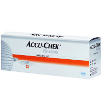 ACCU-CHEK (АККУ-ХЕК) FlexLink 10/60 + Adapter 10 шт