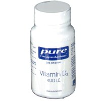 pure (пьюр) encapsulations Vitamin D3 400 I.E. 60 шт
