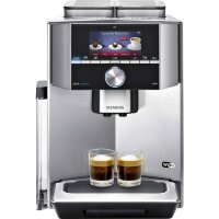 Кофемашина Fully automated coffee machine Siemens TI909701HC 406371 Silver,