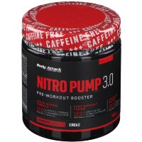 Body (Боди) Attack Nitro Pump 3.0 Cranberry 400 г