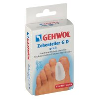GEHWOL (ГЕВОЛЬ) Zehenteiler gross 3 шт