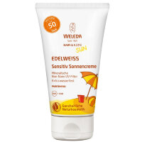 Weleda (Веледа ) Edelweiss Sensitiv Sonnencreme LSF 50 Baby & Kids 50 мл