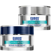 EUBOS (ЕУБОС) HYALURON Repair Filler Tages- und Nachtset 1 шт